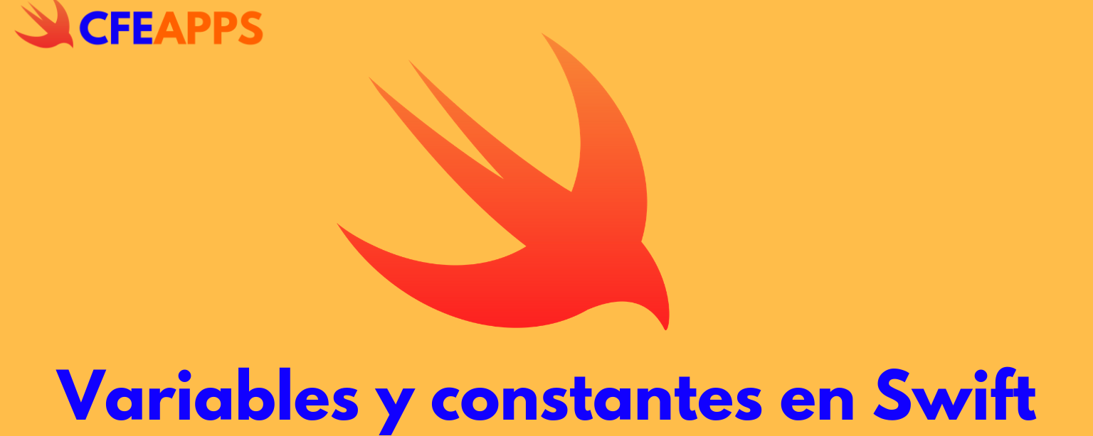 Variables y constantes en Swift
