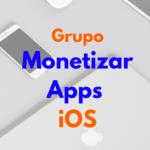 Logo del grupo Monetizar Apps para iOS